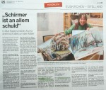 Schirmer, Maf Raderscheidt and Chris Billington - German Press Feature