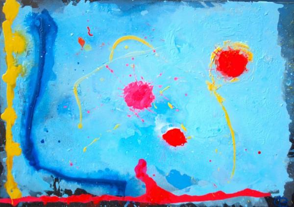 Chris Billington - Fireworks for Lauren (2010)