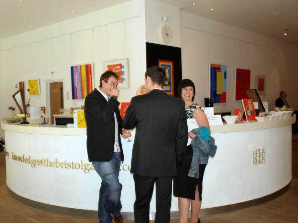 Chris Billington - The Bristol Gallery