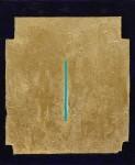 Gates of Atlantis ~ 50cm x 60cm ~ mixed media on canvas ~ Chris Billington