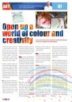 Octopus Magazine Issue 8 ~ Get creative with Chris Billington