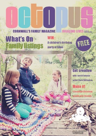 Octopus ~ issue 8 ~ Winter 2012