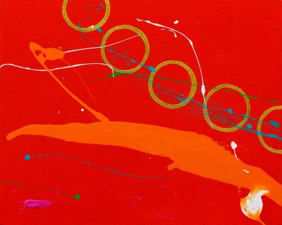 Five Gold Rings (2012) ~ Chris Billington