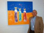 Colours Of Christmas - Chris Billington @ The Blake Gallery - Private View 7