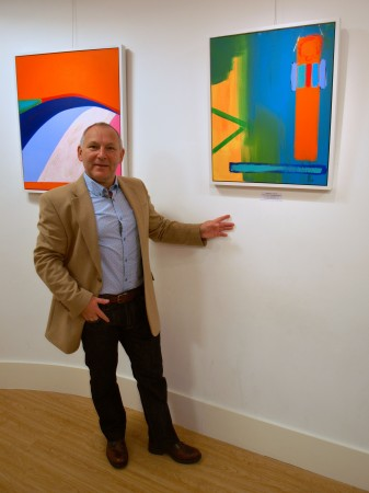 Colours Of Christmas - Chris Billington @ The Blake Gallery - Private View 13