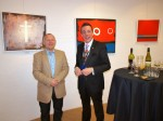 Colours Of Christmas - Chris Billington @ The Blake Gallery - Private View 10