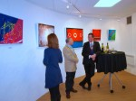 Colours Of Christmas - Chris Billington @ The Blake Gallery - Private View 11