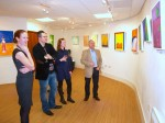 Colours Of Christmas - Chris Billington @ The Blake Gallery - Private View 15