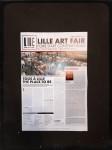 TOUS A LILLE ~ THE PLACE TO BE ~ Chris Billington ~ British Modern Artist