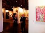 Lille Art Fair March 2013 ~ Chris Billington ~ British Modern Artist