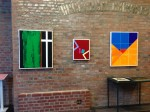 Abstract Artist Chris Billington ~ Exhibition at The Juelich Museum 2013 4
