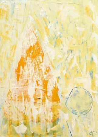 The Boat House (2009) ~ 60cm X 80cm ~ Sold Painting, January 2014 ~ Chris Billington
