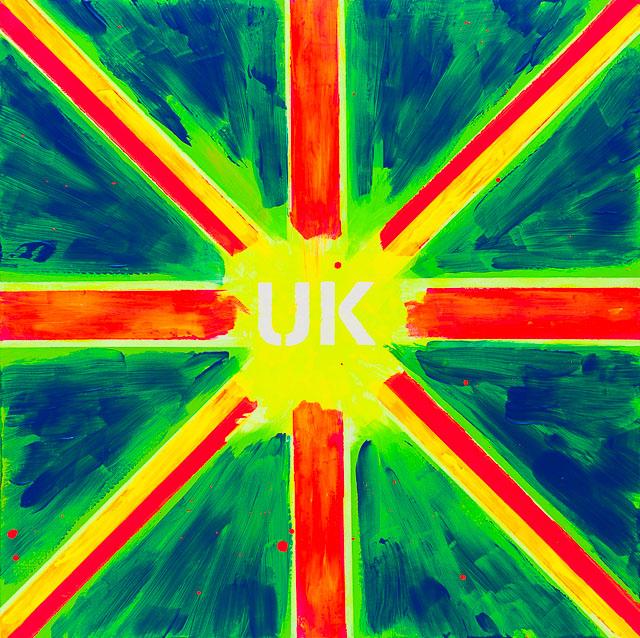 Anarchy In The UK (2014) - Chris Billington - Modern Art Sales UK   USA