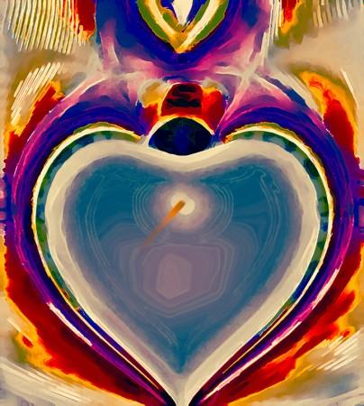 Love Machine (2016) ~ Computer Art ~ Chris Billington