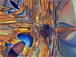 Computer Virus, 2016, 26 x 20in, Computer Art | Digital Art | Machine Art by Chris Billington