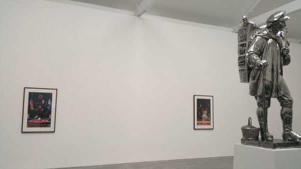 Jeff Koons Kiepenkerl @ Damien Hirst Newport Street Gallery - Chris Billington 2016