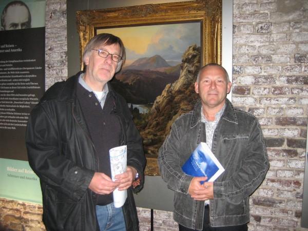 Chris Billington - Bernhard Dautzenberg - JW Schirmer - Julich Museum