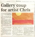 Chris Billington - West Briton - Stoneman Gallery