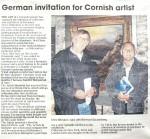Chris Billington - West Briton - The Cornishman - Cornish Guardian - Eifel