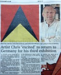 Chris Billington - EifelGold - West Briton Press feature April 2011