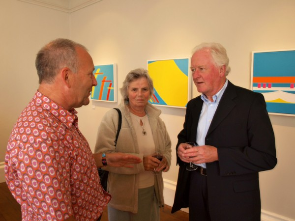 Lido - Chris Billington @ The Stoneman Gallery - Private View 13