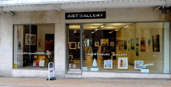 TheARThouse Gallery - Bournemouth - Chris Billington