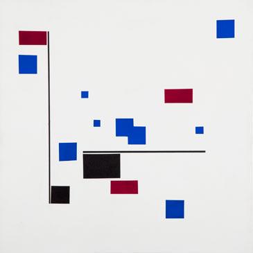 Lygia Pape - Sem titulo (Untitled) - 1954-56