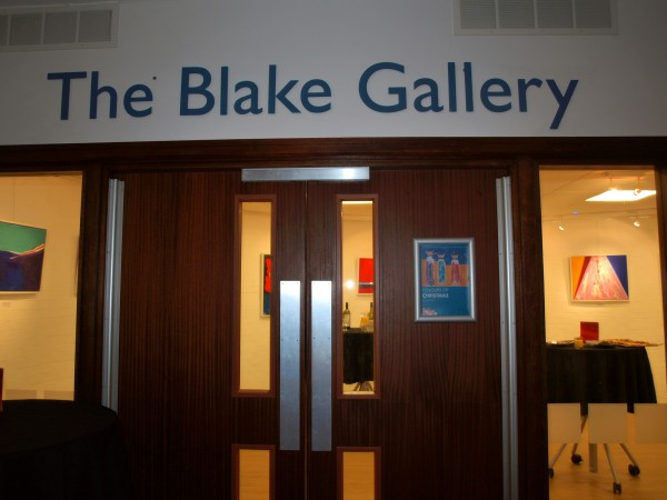 Colours Of Christmas - Chris Billington @ The Blake Gallery - Private View 1