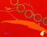 Five Gold Rings (2012) ~ 50cm X 40cm ~ Chris Billington