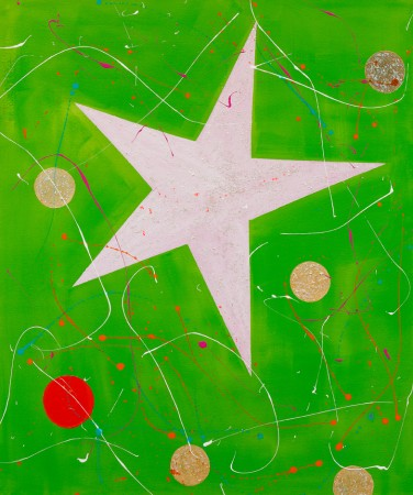 Oh Christmas Tree (2012) ~ 30in X 36in ~ Chris Billington