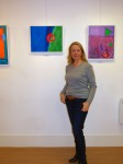Colours Of Christmas - Chris Billington @ The Blake Gallery - Private View 8