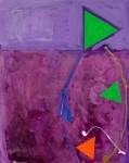 The Ivy (2012) ~ 16in X 20in ~ Chris Billington