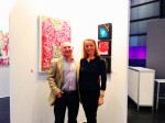 Lille Art Fair March 2013 ~ Chris Billington ~ British Modern Artist