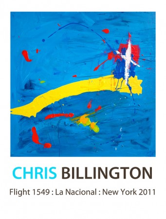 Flight 1549 ~ Chris Billington