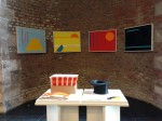 Abstract Artist Chris Billington ~ Exhibition at The Juelich Museum 2013 2
