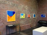 Abstract Artist Chris Billington ~ Exhibition at The Juelich Museum 2013 6