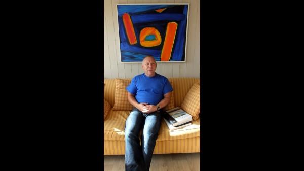 Chris Billington discusses his current exhibition at The Juelich Museum
