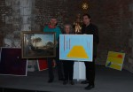 Modern Art Exhibition at The Jülich Museum ~ Chris Billington Modern Art meets J. W. Schirmer