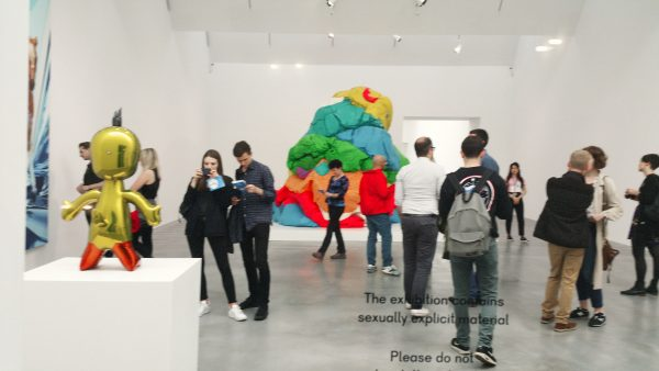 Jeff Koons Now @ Damien Hirst Newport Street Gallery - Chris Billington 2016