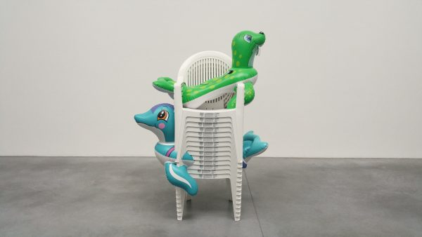 Jeff Koons Seal Walrus (Chairs) @ Damien Hirst Newport Street Gallery - Chris Billington 2016
