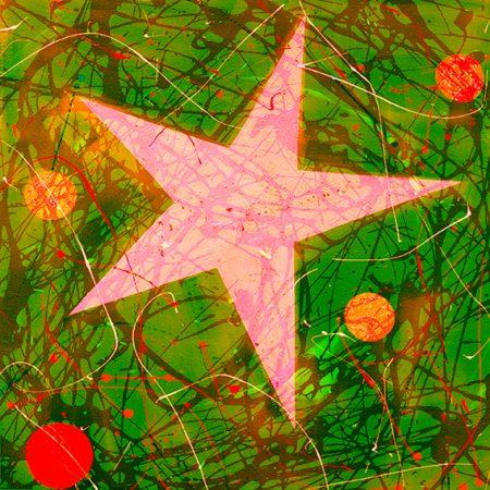 The Spice Boys Christmas single - Chris Billington Artwork 2016